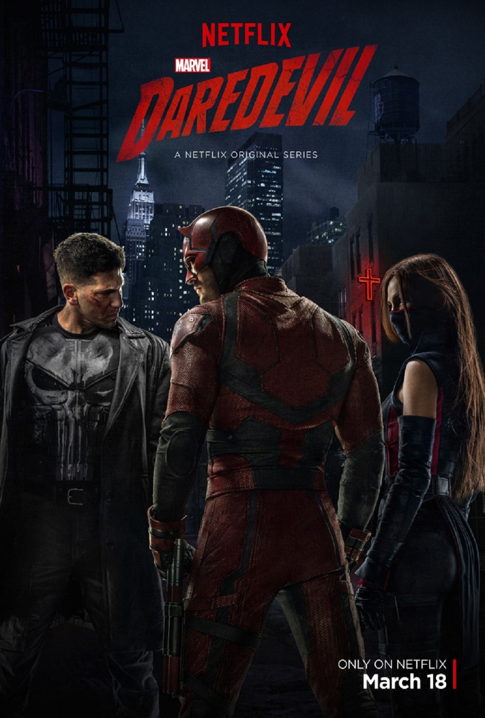 Daredevil (Season 2) Complete Dual Audio [Hindi DD5.1 + English] 720p & 480p WEB-DL | NF Series